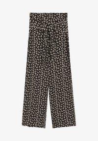Mango - DELHI - Trousers - schwarz - 3