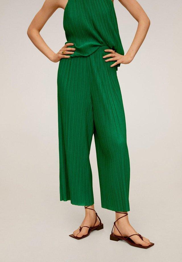 VERDI - Pantaloni - groen