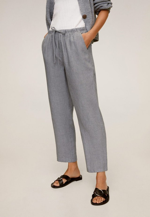Trousers - grijs