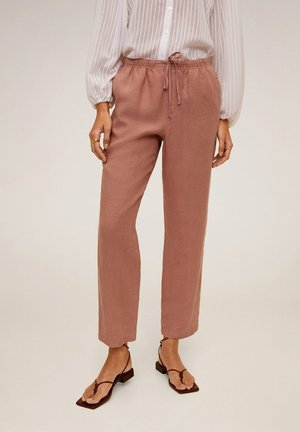Trousers - roze