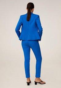 Mango - COFI6-N - Pantaloni - blu - 2