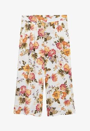 LIFE - Pantalon classique - ecru