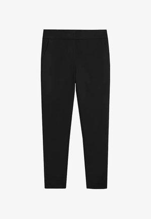 COFI7-N - Pantalon classique - noir