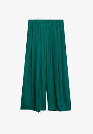 MEMORY - Trousers - dunkelgrün