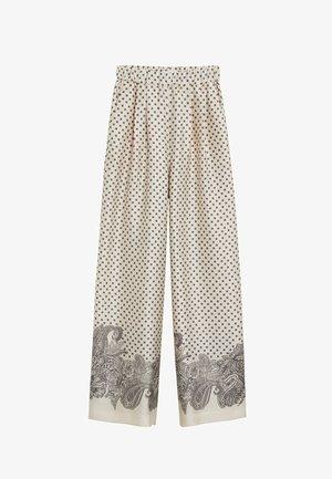 KEIL - Pantalon classique - écru