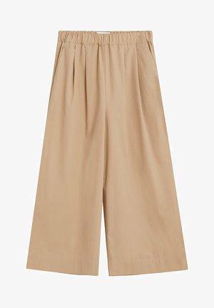KAI - Spodnie materiałowe - beige