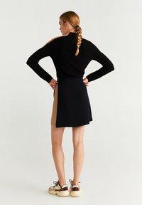 Mango - CIARA - A-line skirt - black - 2