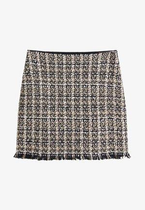 LEGEND - Mini skirt - beige