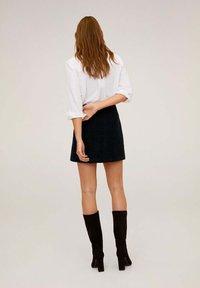 Mango - MONZA - A-line skirt - black - 2