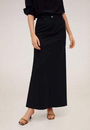 COFI-A - Jupe longue - black