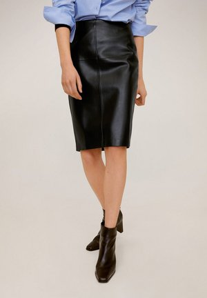 PENCIL - Blyantnederdel / pencil skirts - black