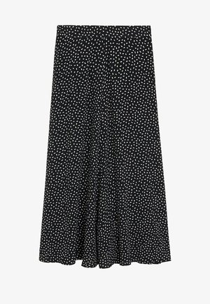 BOMBAY - Spódnica trapezowa - zwart