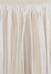 Mango - FATI - Pleated skirt - gold - 2