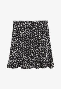 Mango - DELHI - A-line skirt - schwarz - 3