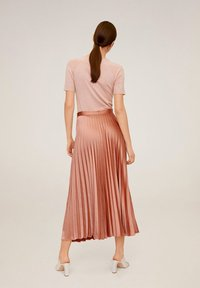 Mango - GOLDIE6 - A-line skirt - rosa - 2