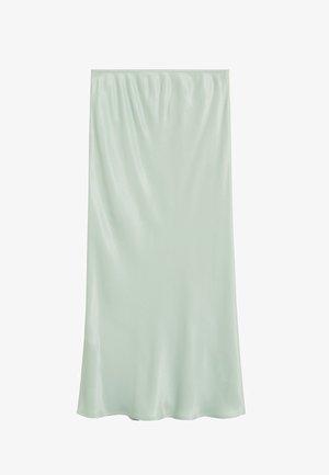 BIAS - A-snit nederdel/ A-formede nederdele - wassergrün