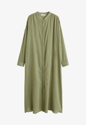 BEREBER - Robe chemise - khaki