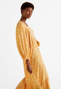 Mango - CORN - Maxi dress - orange - 2