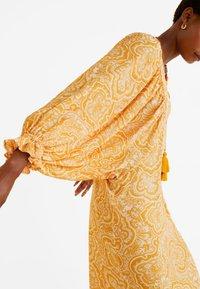 Mango - CORN - Maxi dress - orange - 4