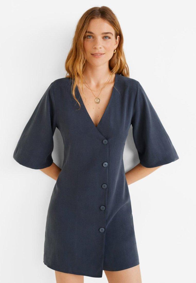Mango - AGARDI - Day dress - navy blue
