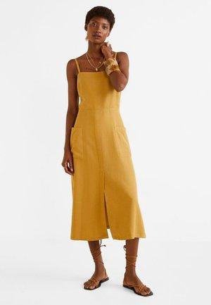 JALEO - Maxi dress - khaki