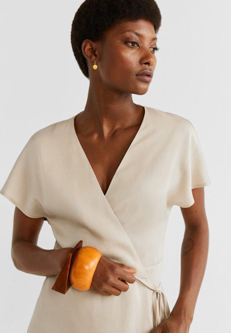 Mango Sand Mango Sand Sand Vestito LungoSabbia LungoSabbia Vestito Vestito Mango LungoSabbia vwmNn80O