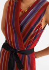 Mango - FLAP - Jumpsuit - red
