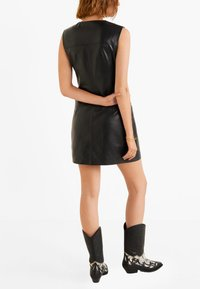 Mango - MELISA - Day dress - black - 2