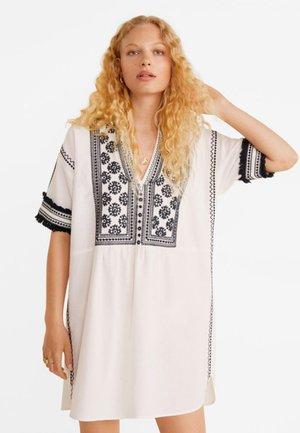 CAMISOLA - Day dress - beige