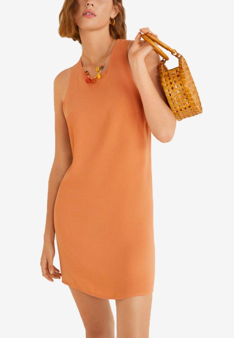 Mango - GUGI5 - Korte jurk - orange