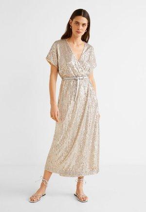 CRISTINA-A - Maxi dress - off-white