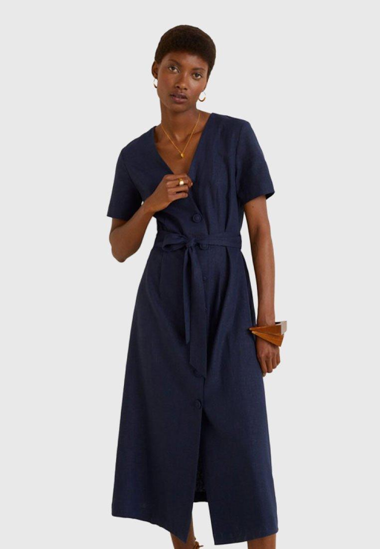 Mango - TEA-N - Kjole - navy blue