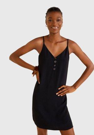 EMMA-H - Robe d'été - black