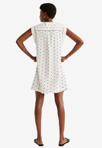 Mango - DOTY - Robe d'été - off-white - 2
