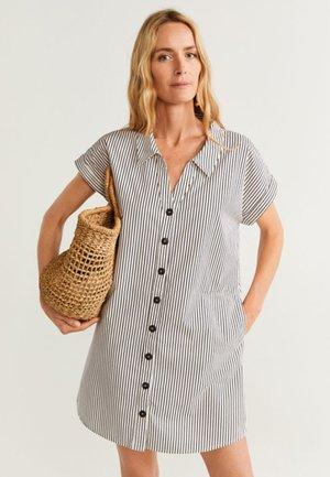 RAYAMIL - Shirt dress - off-white