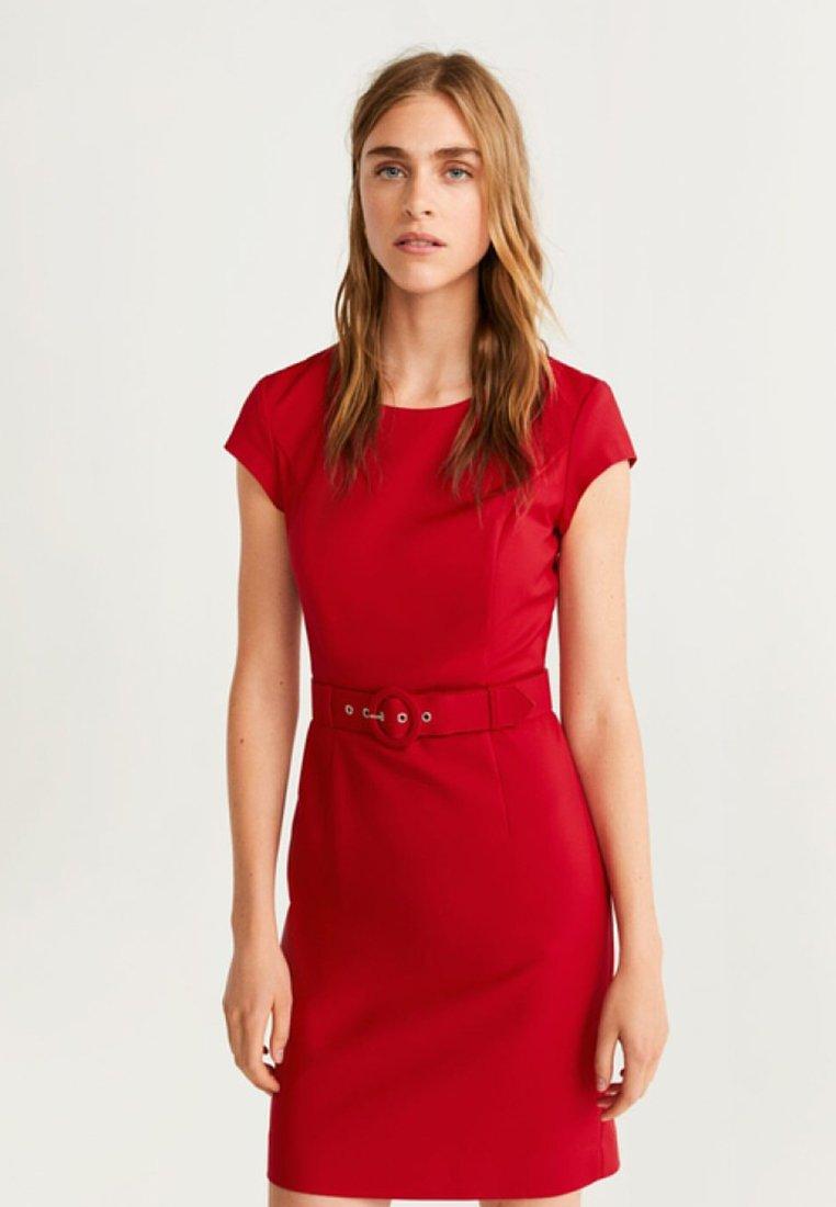 Mango - COFI - Day dress - red