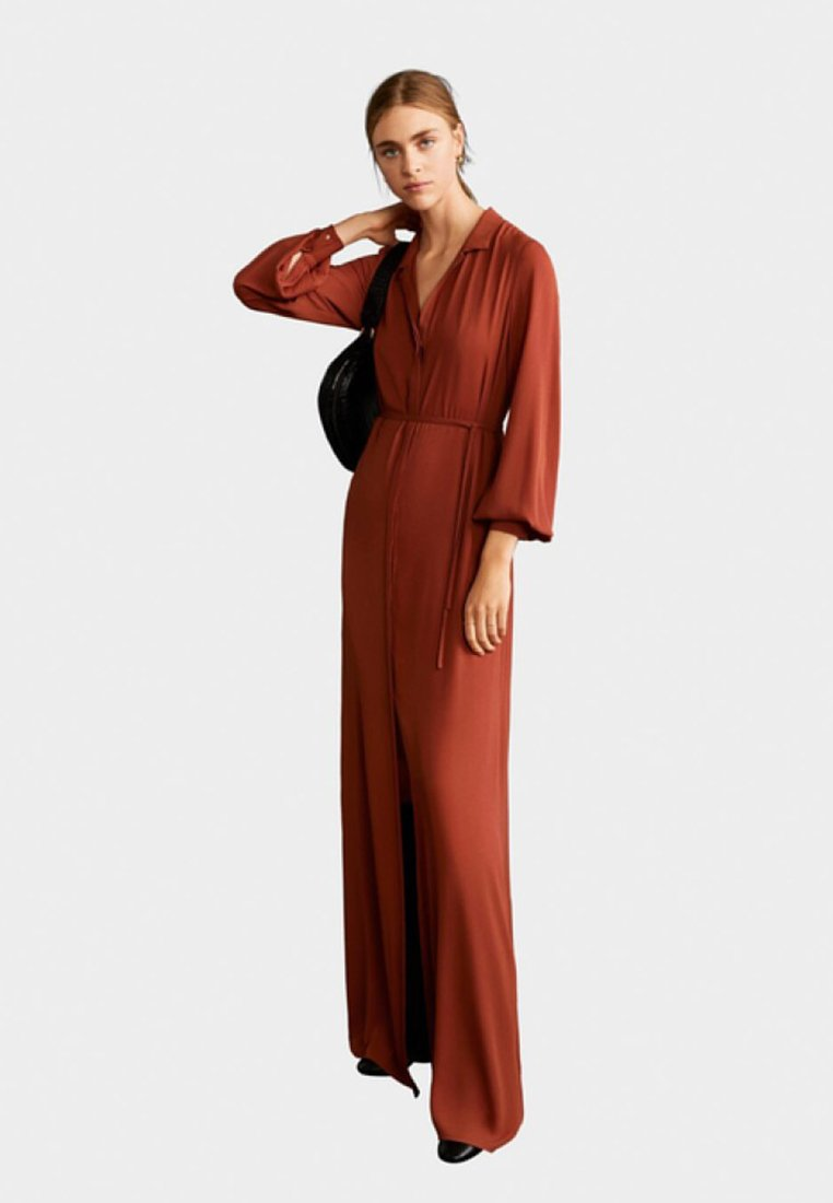 Mango - MIA-A - Maxi dress - red-brown