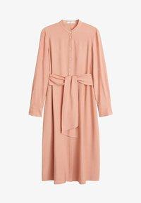 Mango - LACY - Vapaa-ajan mekko - pink - 5