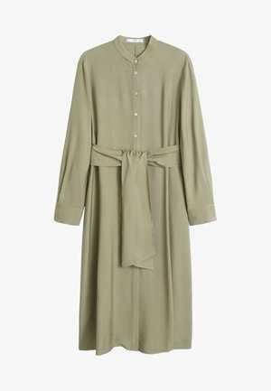 LACY - Day dress - khaki
