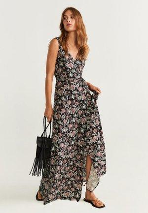 COFY - Maxi dress - black