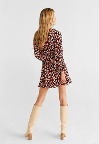 Mango - SALT - Day dress - red - 2