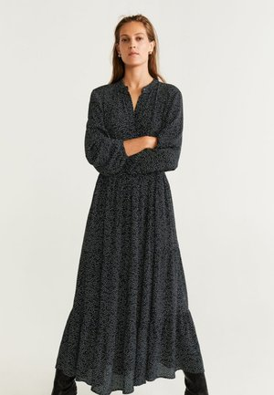 TOPI - Maxi dress - black