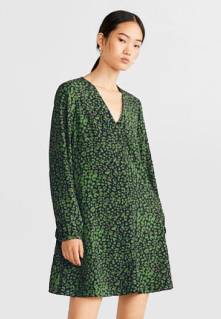 Mango - NINI - Day dress - green