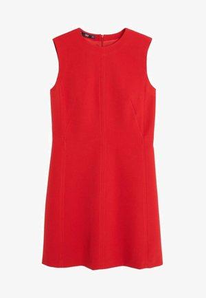 TUC - Korte jurk - red