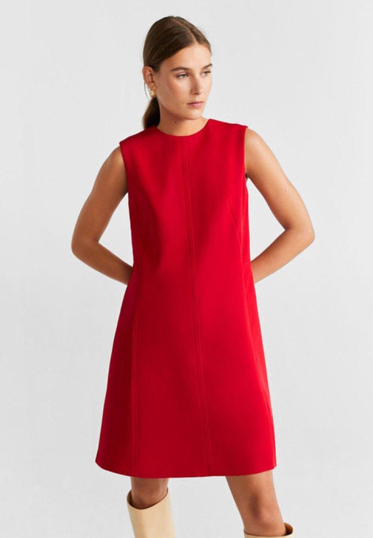 Mango - TUC - Day dress - red