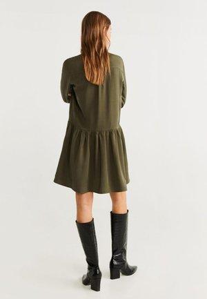 CARGO - Sukienka koszulowa - khaki