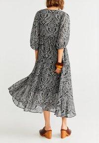 Mango - SAN - Maxi dress - black - 1