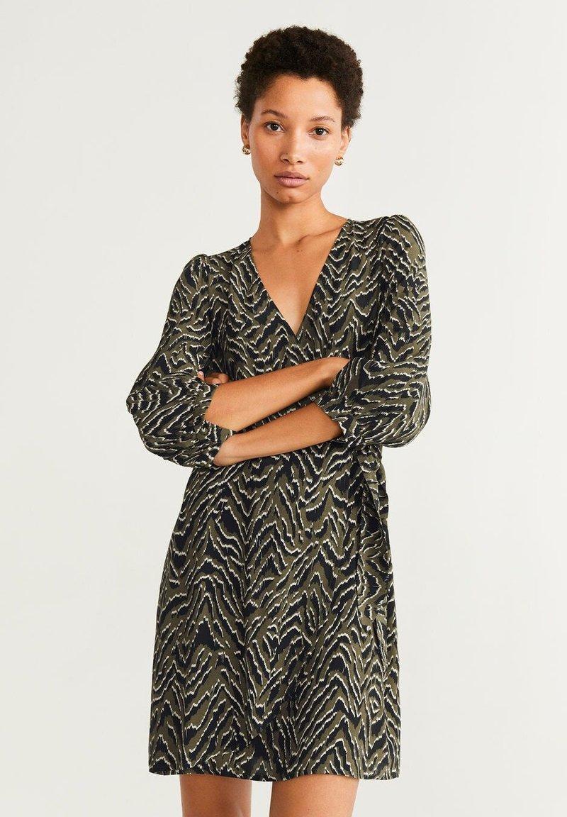 Mango - WILD - Day dress - black