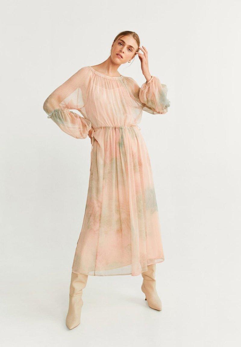 Mango - PINKY - Robe longue - pink