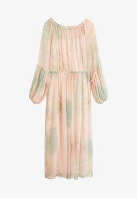 Mango - PINKY - Robe longue - pink - 3